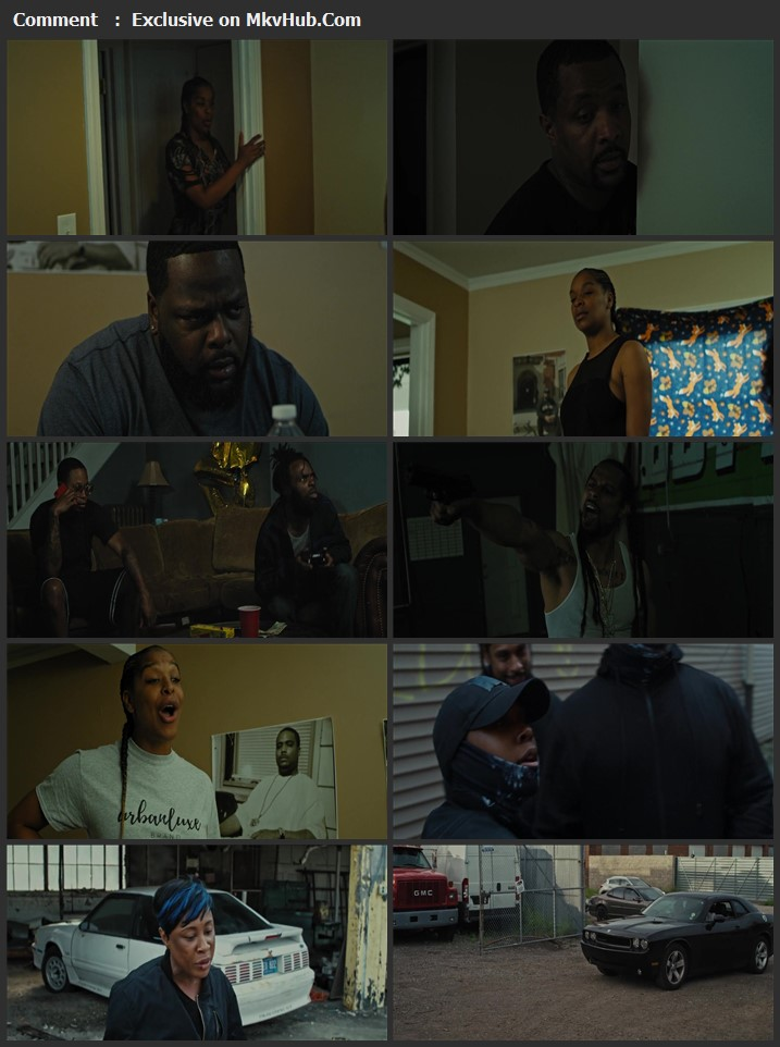 Code of Thieves 2020 English 720p WEB-DL 800MB Download