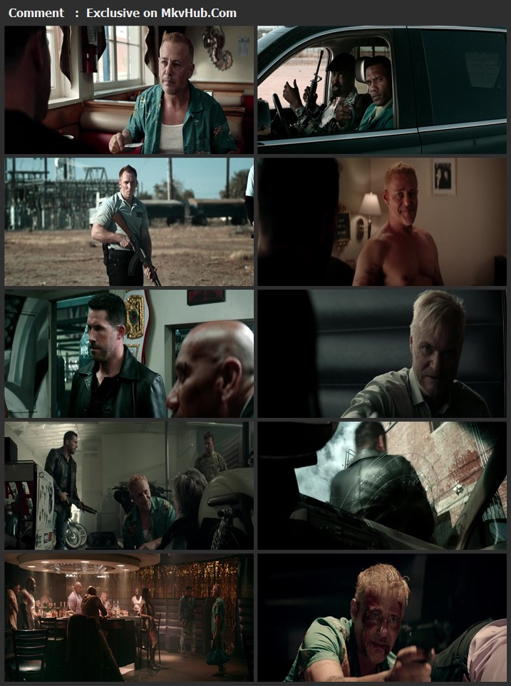 The Debt Collector 2 2020 English 720p WEB-DL 850MB Download