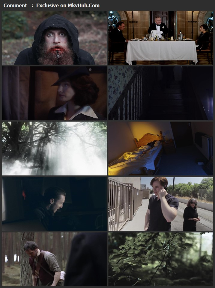 For We Are Many 2019 English 720p WEB-DL 700MB Download
