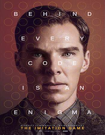 The Imitation Game 2014 Dual Audio [Hindi-English] 720p BluRay 900MB ESubs
