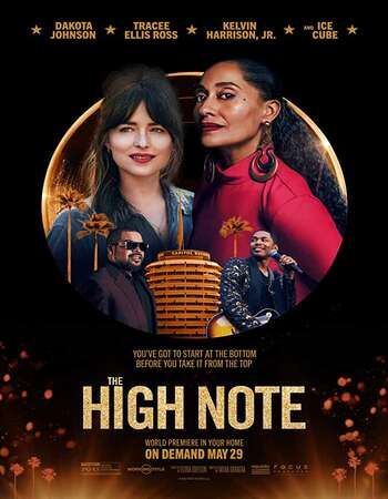 The High Note (2020) English 720p WEB-DL x264 950MB Full Movie Download