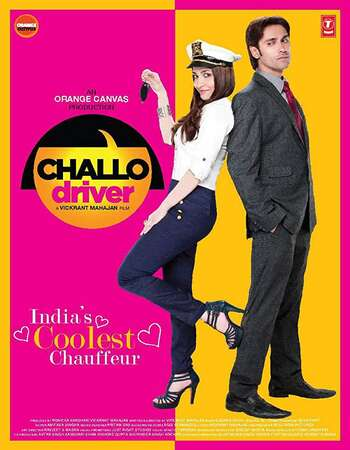 Challo Driver (2012) Hindi 480p WEB-DL x264 300MB Full Movie Download