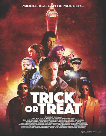 Trick or Treat 2019 English 720p WEB-DL 750MB