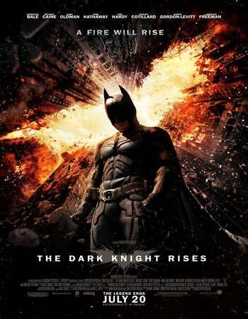 The Dark Knight Rises 2012 English 720p BluRay 1.4GB Download