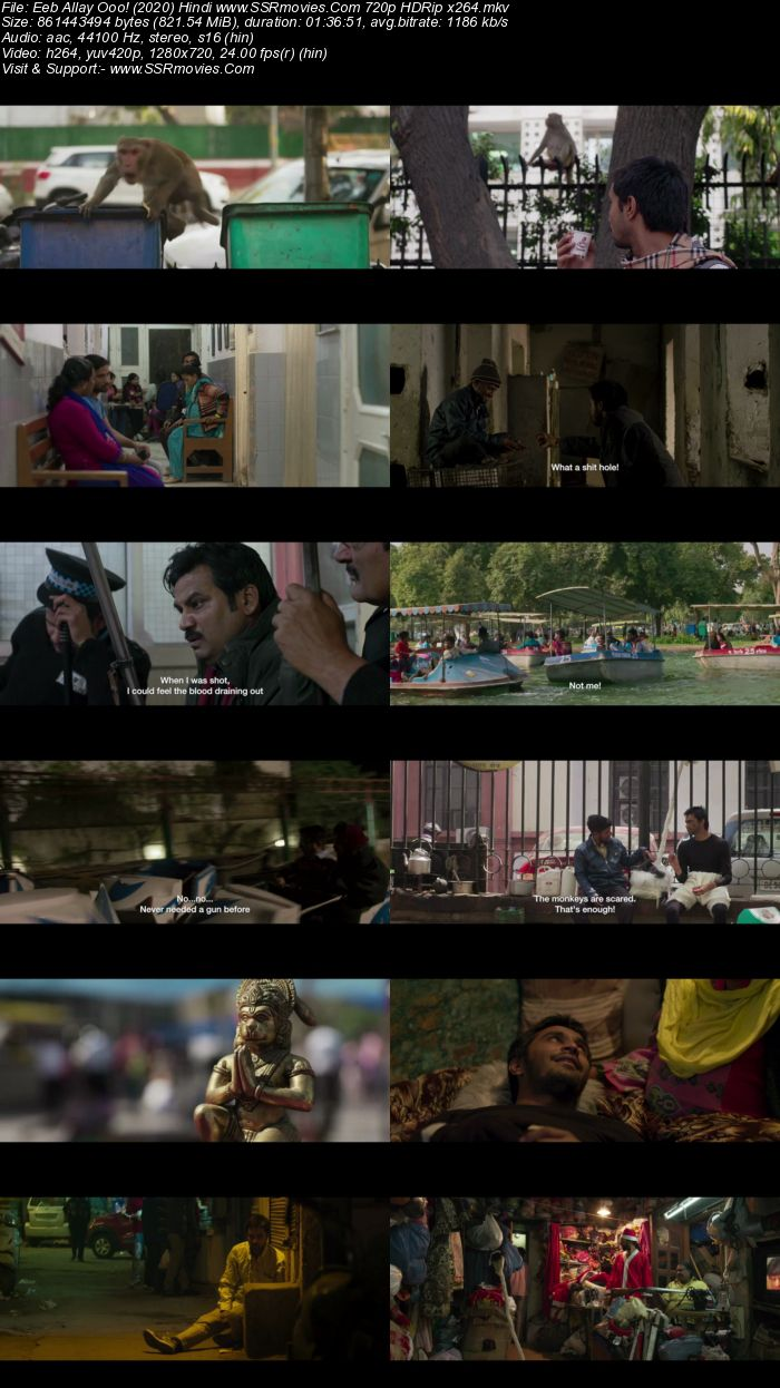 Eeb Allay Ooo! (2019) Hindi 720p HDRip 800MB Full Movie Download