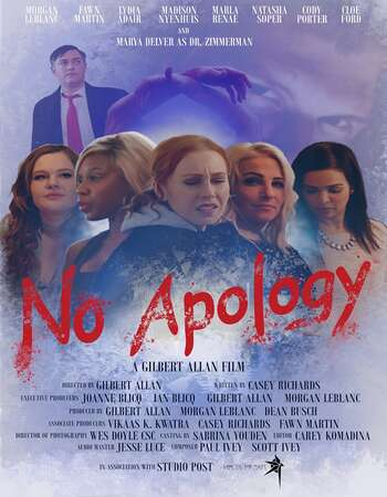 No Apology 2020 English 720p WEB-DL 900MB ESubs