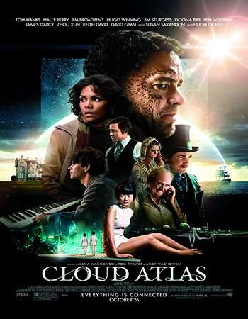 Cloud Atlas 2012 Dual Audio [Hindi-English] 720p BluRay 1.4GB ESubs