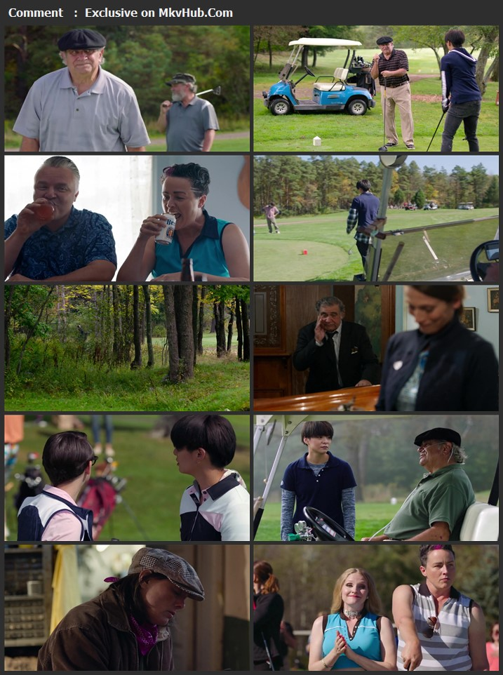 The Eagle and the Albatross 2020 English 720p WEB-DL 850MB ESubs Download