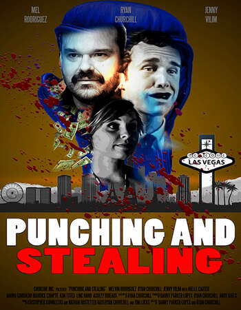Punching and Stealing 2020 English 720p WEB-DL 750MB ESubs