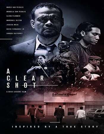 A Clear Shot 2019 English 720p WEB-DL 750MB ESubs