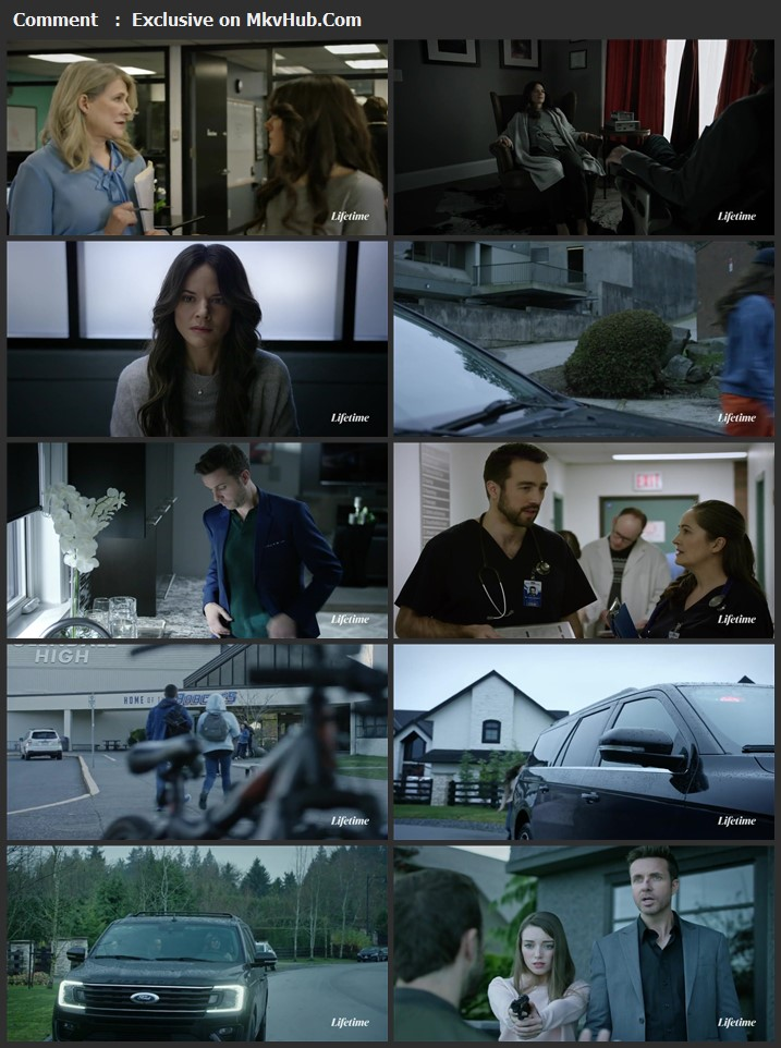 My Husband's Deadly Past 2020 English 720p HDTV 750MB Download