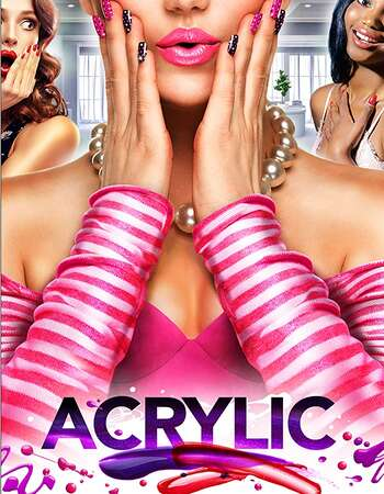 Acrylic 2020 English 720p WEB-DL 700MB ESubs