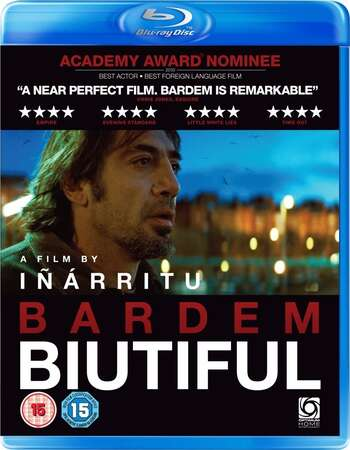 Biutiful (2010) Dual Audio Hindi 480p BluRay x264 450MB Full Movie Download