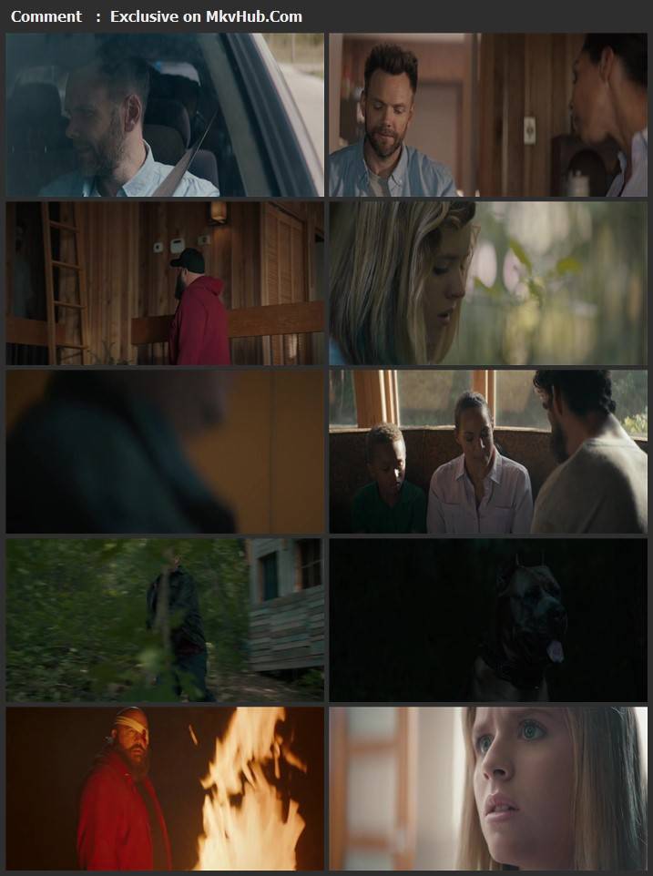 Becky 2020 English 720p WEB-DL 800MB Download
