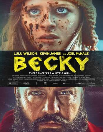 Becky (2020) English 480p WEB-DL x264 300MB ESubs Full Movie Download