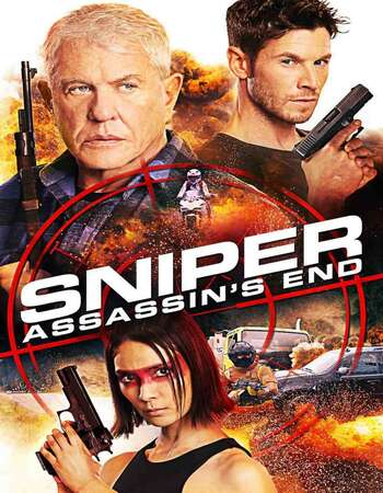 Sniper: Assassin's End 2020 English 1080p BluRay 1.5GB ESubs Download