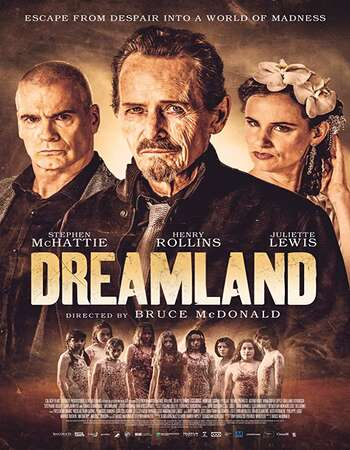 Dreamland 2019 English 720p WEB-DL 800MB Download