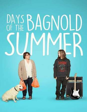 Days of the Bagnold Summer 2019 English 720p WEB-DL 750MB Download