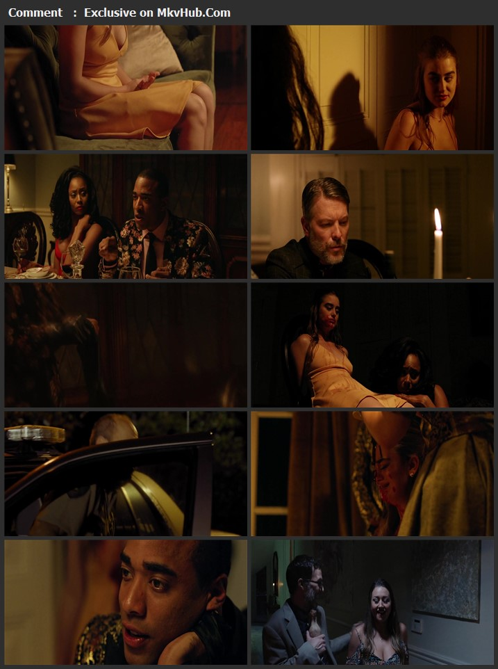 The Dinner Party 2020 English 720p WEB-DL 1GB Download