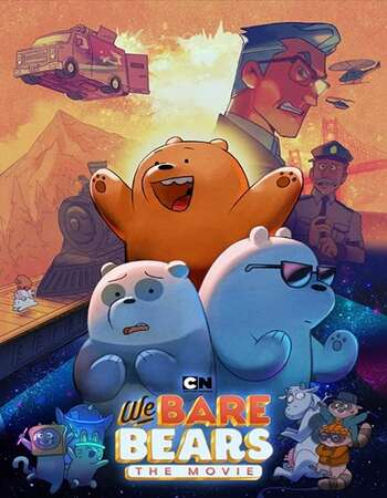 We Bare Bears: The Movie 2020 English 720p WEB-DL 600MB Download
