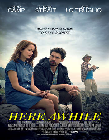 Here Awhile 2019 English 720p WEB-DL 700MB Download