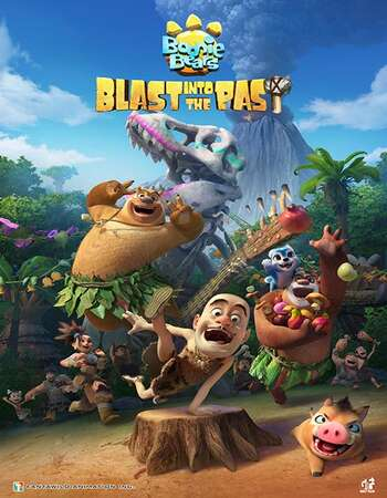 Boonie Bears: Blast Into the Past 2019 English 1080p WEB-DL 1.5GB Download