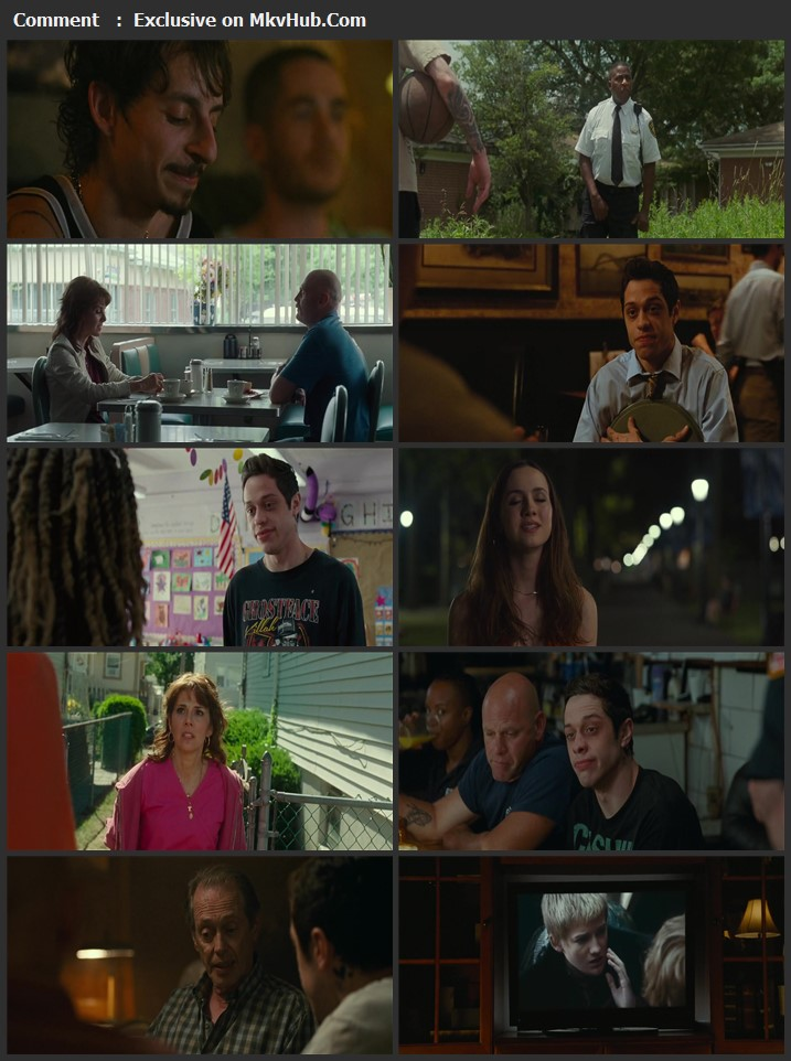 The King of Staten Island 2020 English 720p WEB-DL 1.2GB Download