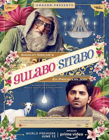 Gulabo Sitabo 2020 Hindi 1080p WEB-DL 1.9GB MSubs Download