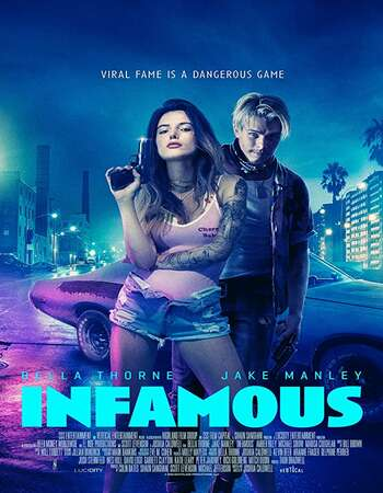 Infamous 2020 English 720p WEB-DL 900MB Download