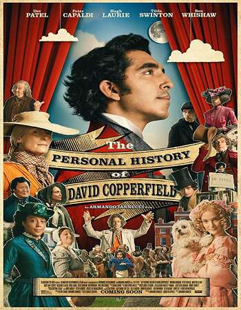 The Personal History of David Copperfield 2019 English 720p BluRay 1GB Download
