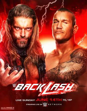 WWE Backlash (2020) PPV 480p WEBRip Full Show Download