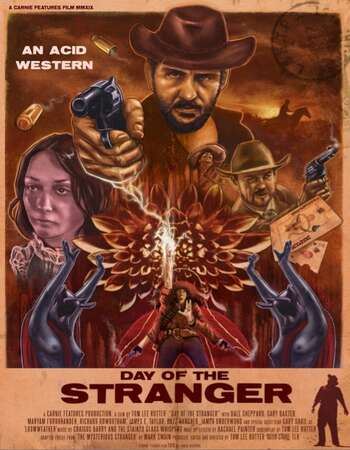 Day of the Stranger 2019 English 720p WEB-DL 650MB Download