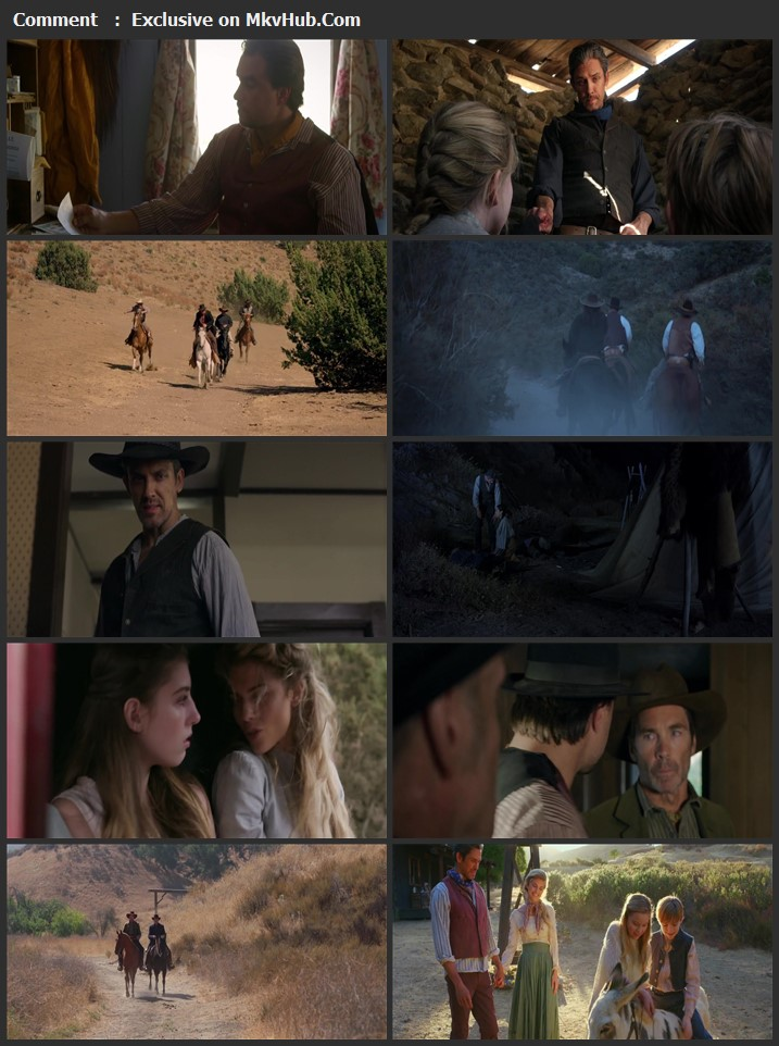 A Soldier's Revenge 2020 English 720p WEB-DL 1.2GB Download