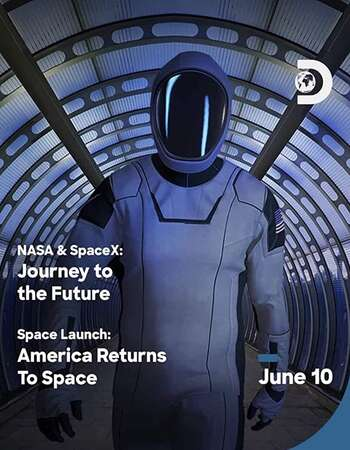 NASA & SpaceX: Journey to the Future (2020) Dual Audio Hindi 720p WEB-DL x264 800MB Full Movie Download