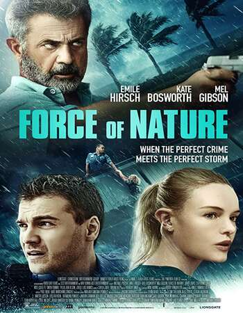 Force of Nature 2020 English 720p BluRay 800MB Download