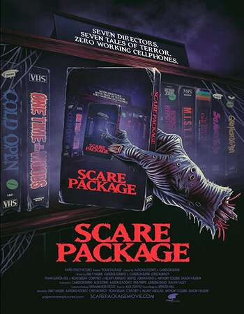 Scare Package 2019 English 720p WEB-DL 950MB Download