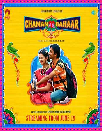 Chaman Bahar (2020) Hindi 720p HDRip x264 900MB ESubs Movie Download