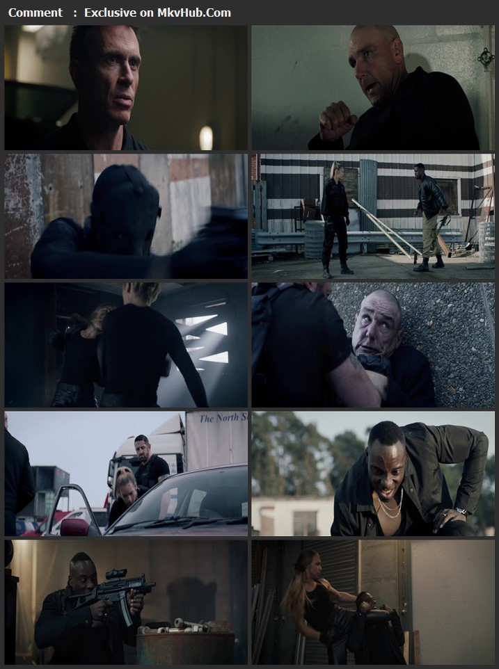 I Am Vengeance Retaliation 2020 English 720p WEB-DL 700MB Download