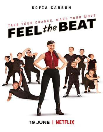 Feel the Beat 2020 English 1080p WEB-DL 1.8GB MSubs