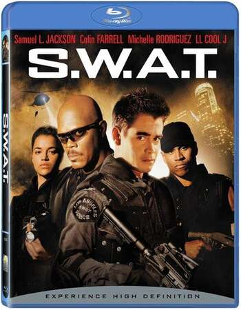 S.W.A.T. (2003) Dual Audio Hindi 480p BluRay x264 350MB ESubs Full Movie Download