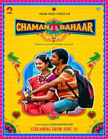 Chaman Bahaar 2020 Hindi 720p WEB-DL 900MB ESubs Download