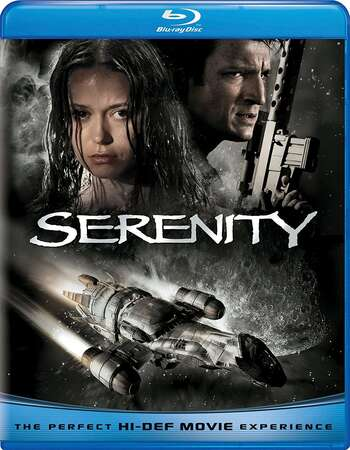 Serenity (2005) Dual Audio Hindi ORG 300MB BluRay 480p ESubs