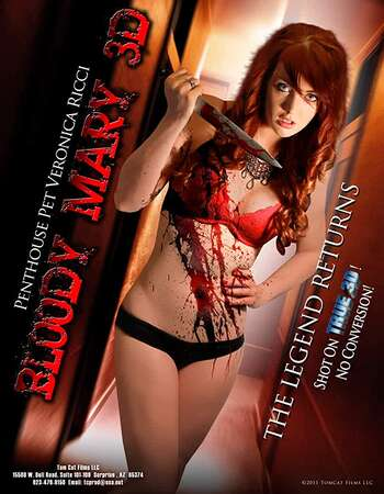 Bloody Mary 3D (2011) Dual Audio Hindi 720p BluRay x264 750MB Full Movie Download