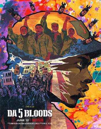 Da 5 Bloods 2020 English 720p WEB-DL 1.3GB Download