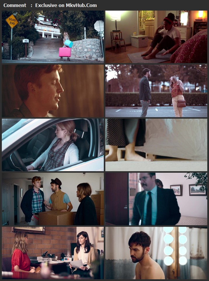 Daddy Issues 2020 English 720p WEB-DL 700MB Download