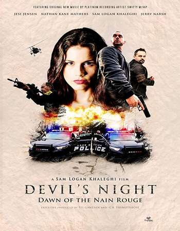 Devil's Night: Dawn of the Nain Rouge 2020 English 720p WEB-DL 800MB Download