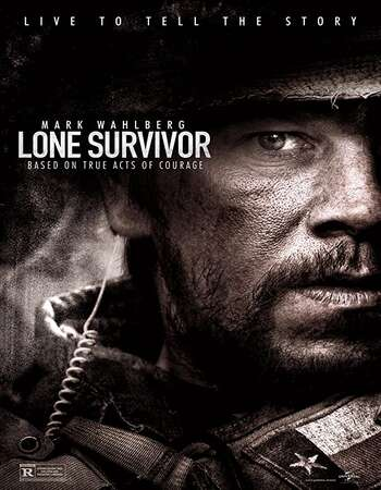 Lone Survivor 2013 Dual Audio [Hindi-English] 720p BluRay 950MB ESubs
