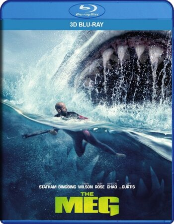 The Meg (2018) Dual Audio Hindi 480p BluRay x264 350MB ESubs Full Movie Download