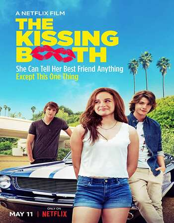 The Kissing Booth (2018) Dual Audio Hindi ORG 480p WEB-DL x264 350MB Full Movie Download
