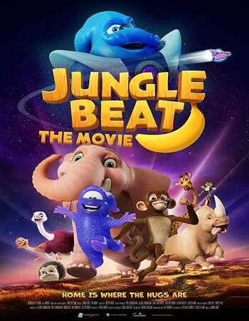 Jungle Beat: The Movie (2020) English 720p WEB-DL x264 750MB Full Movie Download